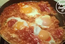 uova fritte salsa pomodoro uova purgatorio