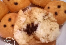 muffin farciti nutella