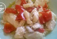 insalata stoccafisso papaccelle napoletane