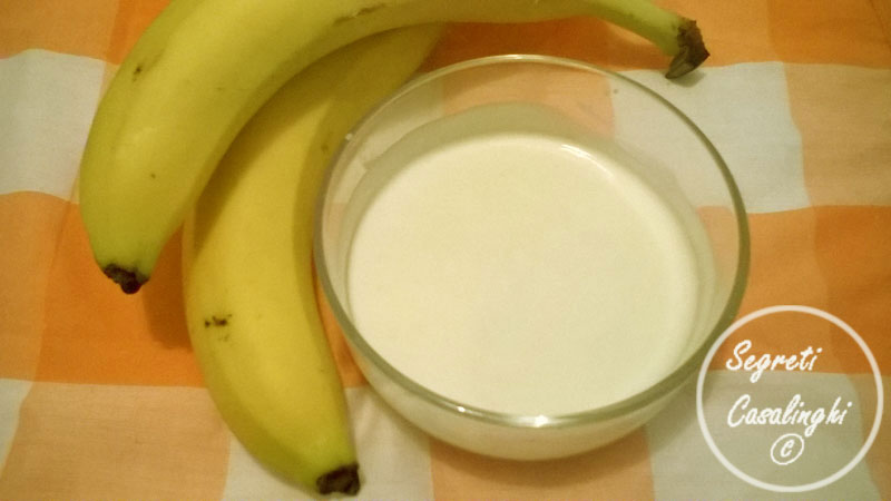 crema liquore banana