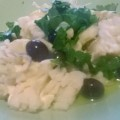 merluzzo olive nere