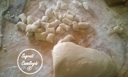 gnocchi patate senza glutine