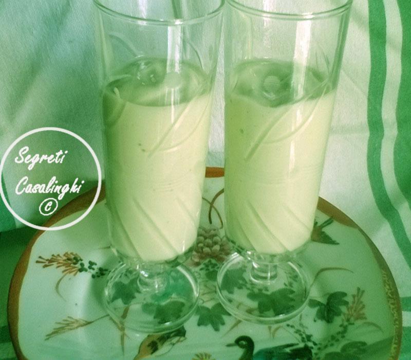 liquore crema pistacchio