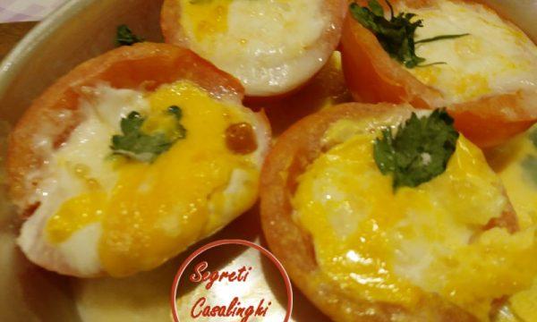 pomodori ripieni uova
