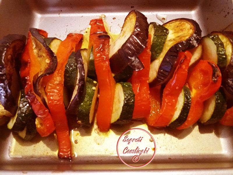 ratatouille verdure forno