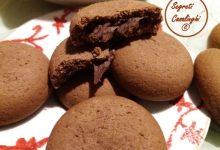 biscotti cacao ripieni nutella