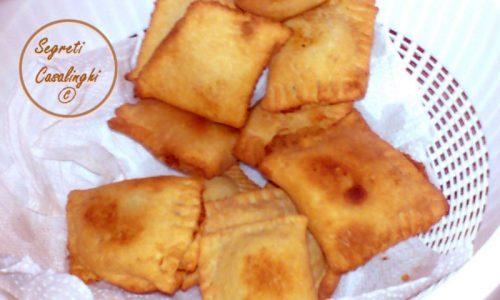ravioli dolci marmellata
