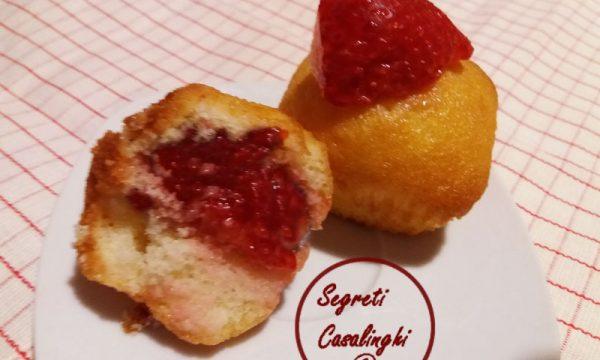 muffin farciti marmellata