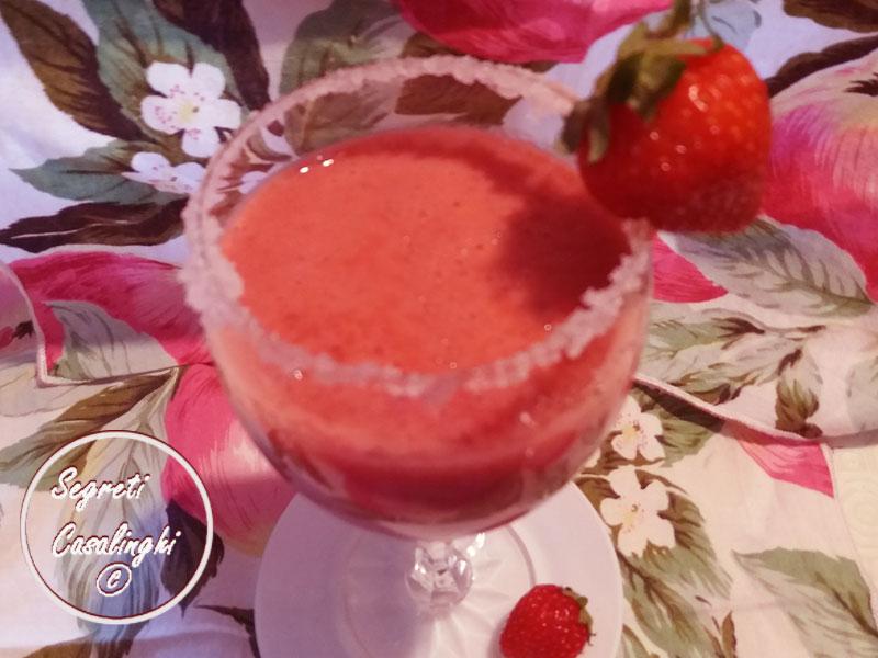 cocktail fragola