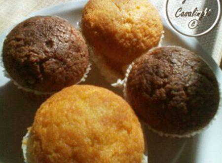 muffin vaniglia cioccolato