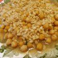 zuppa orzo perlato ceci rosmarino
