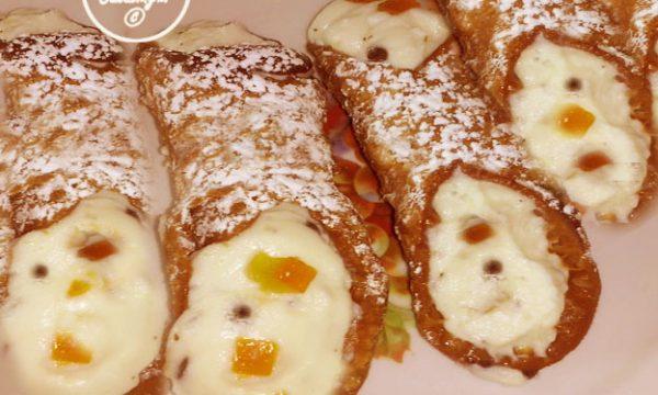 cannoli siciliani veloci forno