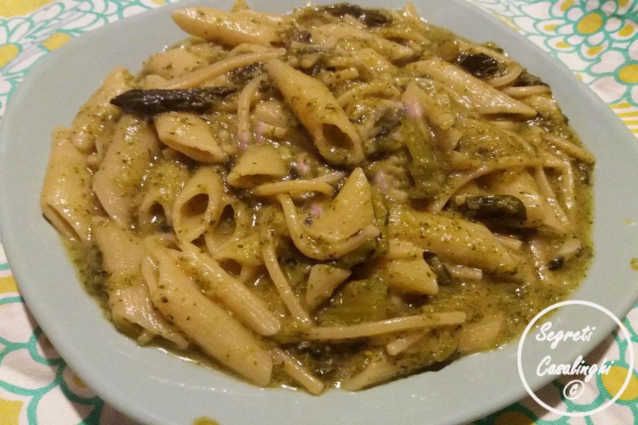 pasta broccolo romano pancetta