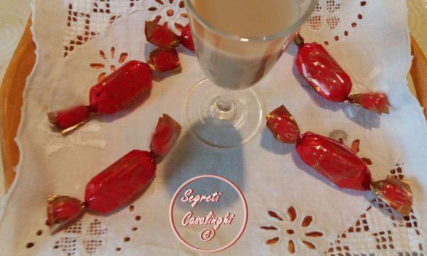 liquore caramelle ripiene