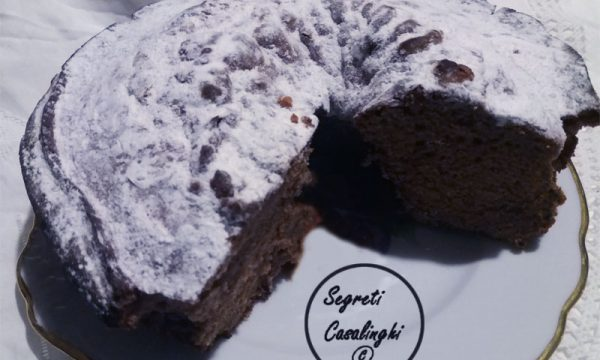 torta birra scura cacao