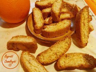 cantucci arancia