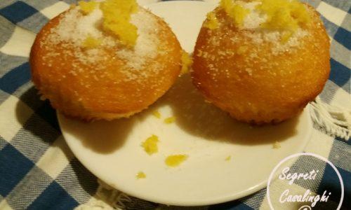 muffin limone