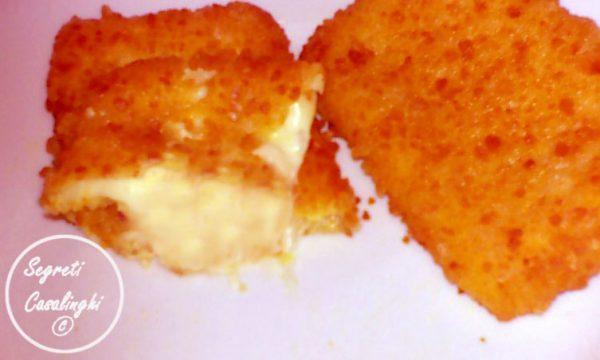 provolone impanato fritto