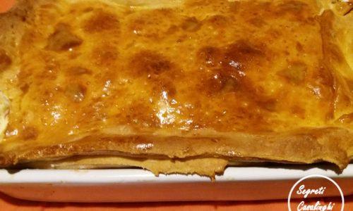 pizza chiena napoletana