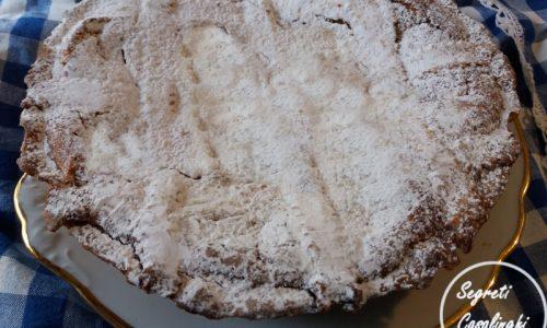crostata ricotta mascarpone