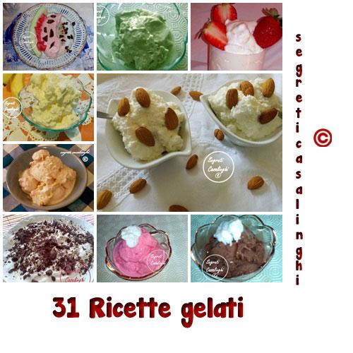 raccolta gelati