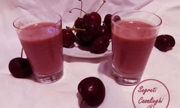 liquore cremoso ciliegie