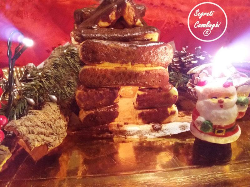 casetta villaggio natalizio