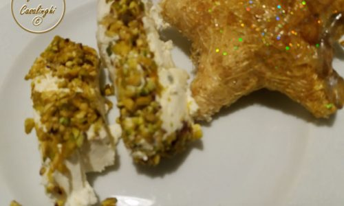 formaggio pistacchio