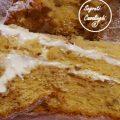 pandoro farcito crema chantilly