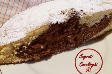 torta in padella nutella