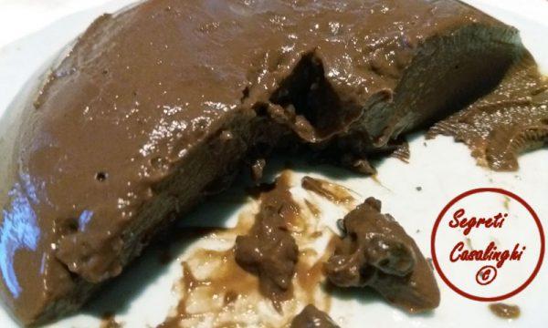 budino castagne cioccolato
