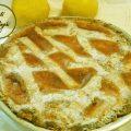 crostata crema limoni