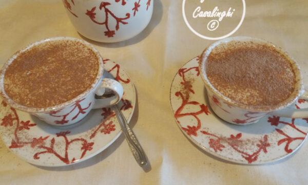 crema caffè bottiglia