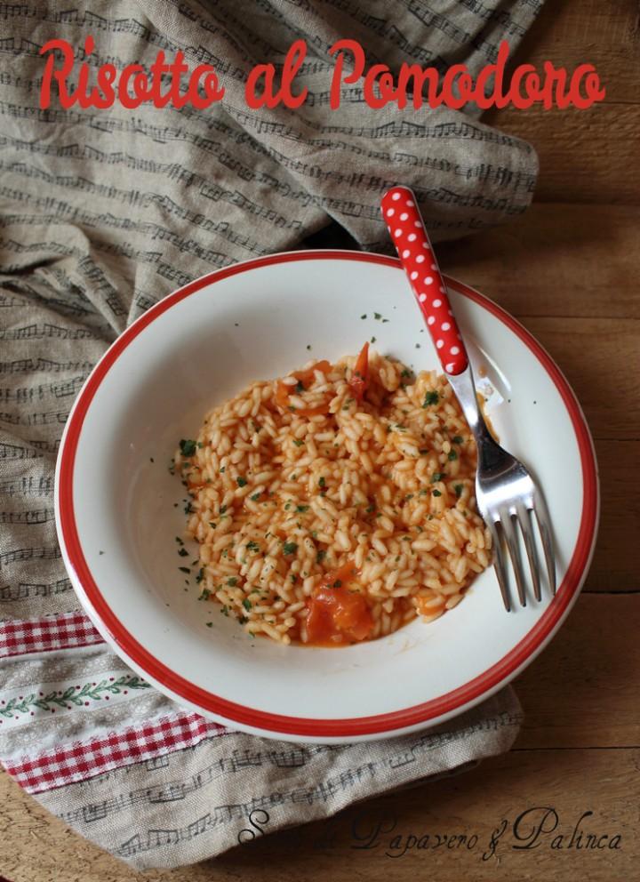 ricetta risotto al pomodoro