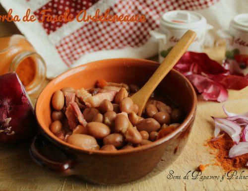 Ciorba de fasole ardeleneasca (zuppa dalla Transilvania)