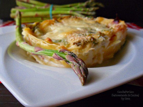 Ricette di stagione : Asparagi