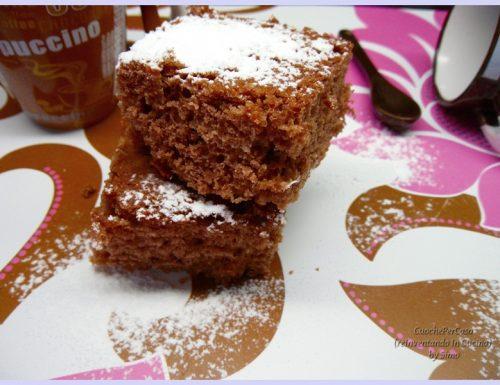 Torta morbida Nesquik