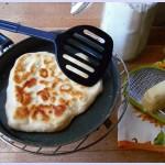 Pancake salati al formaggio placinte cu branza