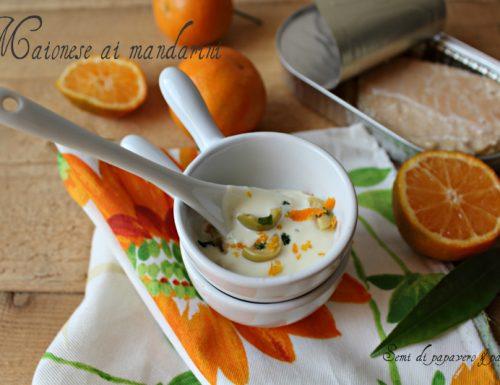 Maionese ai mandarini