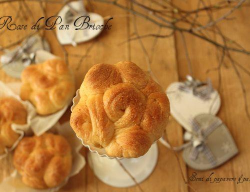 Rose di pan brioche