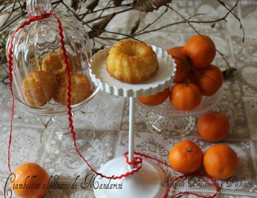 Ciambella al succo di mandarini ,ricetta senza uova  nè grassi