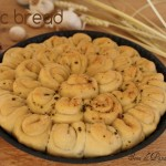 Pane all' aglio ( garlic bread )