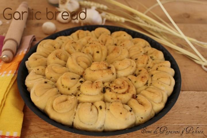 pane all'aglio ,garlic bread