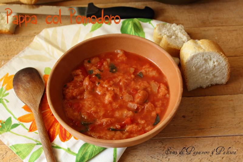 pappa al pomodoro ricetta