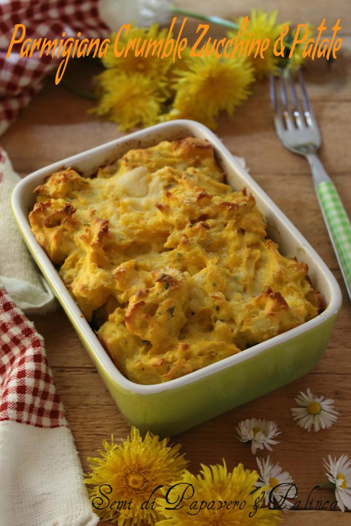 parmigiana zucchine e patate