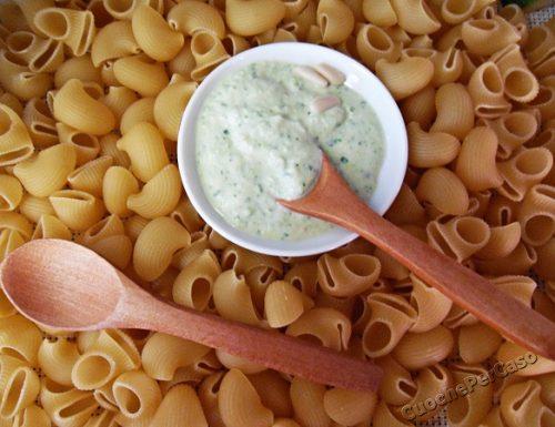 """""""Pesto"""" di zucchine"""