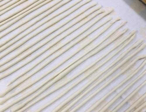 Maccheroni Calabresi ( senza ferretto )