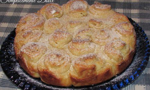 Ricetta torta di rose soffice