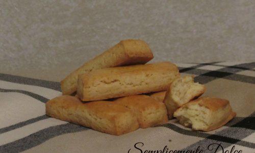 Ricetta biscotti bresciani