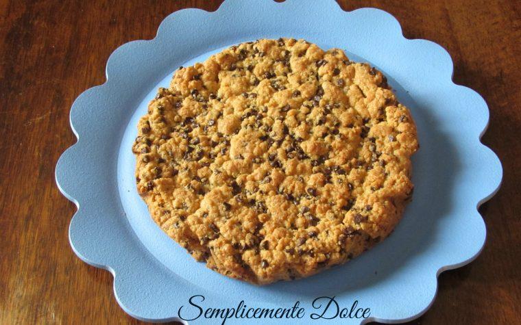 Ricetta veloce torta cookie